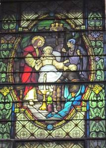 Mt Carmel Healing window